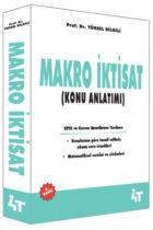 4T Yayınları Makro İktisat Konu Anlatımı 8. Baskı