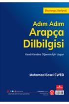 Akdem Yayınları Adım Adım Arapça Dilbilgisi