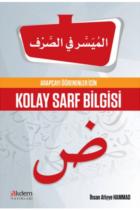 Akdem Yayınları Arapçayı Öğrenenler İçin Kolay Sarf Bilgisi
