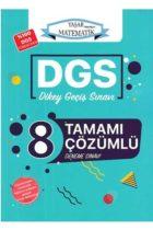 Ardıç Yayınları DGS Tamamı Çözümlü 8 Deneme Sınavı Yaşar Hocayla