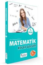 Asistan Yayınları Yeni Başlayanlara Matematik Kolay Gelsin 1. Kitap