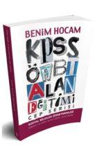 Benim Hocam Yayınları 2018 ÖABT Sosyal Bilgiler Öğretmenliği Cep Serisi