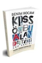 Benim Hocam Yayınları 2018 ÖABT Tarih Öğretmenliği Cep Serisi