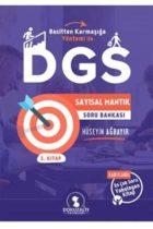 DokuzAltı Yayınları DGS Sayısal Mantık Soru Bankası 3. Kitap