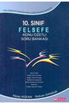 Esen Yayınları 10. Sınıf Felsefe Konu Özetli Soru Bankası