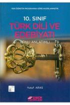 Esen Yayınları 10. Sınıf Türk Dili ve Edebiyatı Konu Anlatımlı