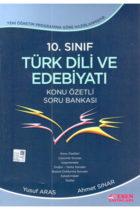 Esen Yayınları 10. Sınıf Türk Dili ve Edebiyatı Konu Özetli Soru Bankası