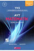 Esen Yayınları AYT Matematik Temel ve Orta Düzey Soru Bankası Mavi Seri
