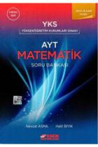 Esen Yayınları AYT Orta ve İleri Düzey Matematik Soru Bankası Kırmızı Seri