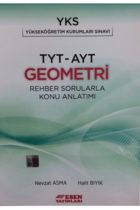 Esen Yayınları TYT AYT Geometri Rehber Sorularla Konu Anlatımı