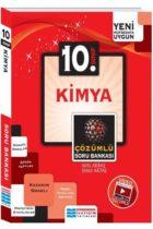 Evrensel İletişim Yayınları 10. Sınıf Kimya Video Çözümlü Soru Bankası