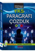 Evrensel İletişim Yayınları YKS 2. Oturum KOZ Serisi Paragrafı Çözdük Çözümlü Soru Bankası