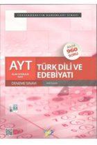 FDD Yayınları YKS 2. Oturum AYT Türk Dili ve Edebiyatı 40×24 Deneme Sınavı