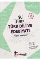 KafaDengi Yayınları 9. Sınıf Türk Dili ve Edebiyatı Soru Bankası