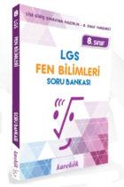 Karekök Yayınları 8. Sınıf LGS Fen ve Teknoloji Soru Bankası