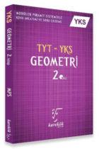 Karekök Yayınları YKS TYT Geometri Konu Anlatımı 2. Kitap