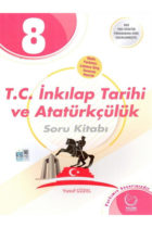Palme Yayınları 8. Sınıf T.C. İnkılap Tarihi ve Atatürkçülük Soru Bankası