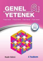 Tudem Yayınları 6. Sınıf Genel Yetenek Kitabı