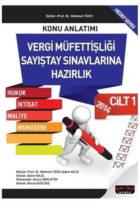 Savaş Yayınları Vergi Müfettişliği Konu Anlatımlı Sayıştay Sınavlarına Hazırlık Cilt 1