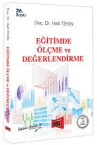 Yargı Yayınları Eğitimde Ölçme ve Değerlendirme Halil Tekin 26. Baskı