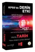Yargı Yayınları KPSS – ÖABT Şifreli Hocadan Pratik Tarih Konu Anlatımı ve Soru Bankası