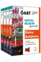 Yargı Yayınları ÖABT LİMAN Sosyal Bilgiler Öğretmenliği Konu Anlatımı
