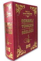 Yargı Yayınları Osmanlıca Türkçesi Sözlüğü CİLTLİ