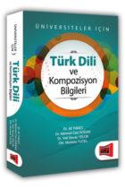 Yargı Yayınları Türk Dili ve Kompozisyon Bilgileri Üniversiteler İçin