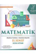 Yazıt Yayınları 11. Sınıf İleri Düzey Matematik Konu Kitabı