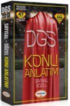 Yediiklim Yayınları 2018 DGS Sayısal Sözel Konu Anlatımlı