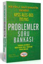 Yediiklim Yayınları Keyifli Matematik Serisi KPSS-ALES-DGS-YKS-TYT Problemler Tamamı Çözümlü Soru Bankası