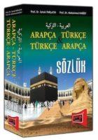 Arapça Türkçe – Türkçe Arapça Sözlük Yargı Yayınları