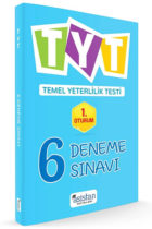 Asistan Yayınları TYT 6 Deneme Sınavı