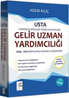 Aytan Yayınları USTA Gelir Uzman Yardımcılığı Çıkmış Sınav Soruları