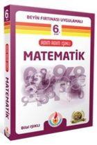 Bilal Işıklı Yayınları Adım Adım Işıklı 6. Sınıf Matematik Kitabı