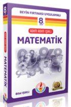 Bilal Işıklı Yayınları Adım Adım Işıklı 8. Sınıf Matematik Kitabı