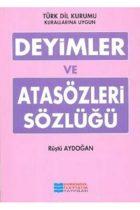 Evrensel İletişim Yayınları Deyimler ve Atasözleri Sözlüğü