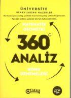 Fides Yayınları YGS Matematik 360 Derece Analiz Konu Denemeleri