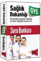 GYS Sağlık Bakanlığı Soru Bankası Yargı Yayınları