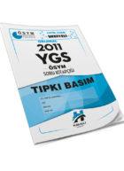 Havalı Yayınlar ORJİNAL 2011 YGS ÖSYM Soru Kitapçığı Tıpkı Basım