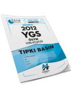 Havalı Yayınlar ORJİNAL 2012 YGS ÖSYM Soru Kitapçığı Tıpkı Basım