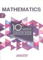 Karekök Yayınları 10. th Grade Mathematics Question Book