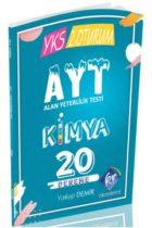 KR Akademi AYT Kimya 20 Deneme