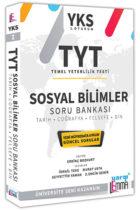 Yargı LEMMA YKS TYT Sosyal Bilimler Soru Bankası