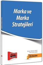 Marka ve Marka Stratejileri Yargı Yayınları