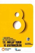 Mikro Hücre Yayınları 8. Sınıf Nano T.C. İnkılap Tarihi ve Atatürkçülük Video Çözümlü Soru Bankası