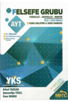 Mikro Hücre Yayınları AYT Felsefe Grubu Bilgi Süreçli Konu Anlatımlı Soru Bankası