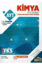 Mikro Hücre Yayınları AYT Kuantum Kimya Konu Anlatımlı Soru Bankası