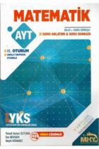 Mikro Hücre Yayınları AYT Kuantum Matematik Konu Anlatımlı Soru Bankası