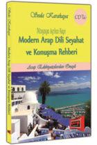 Modern Arap Dili Seyahat ve Konuşma Rehberi CD li
